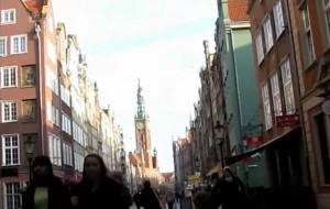 Joseph Gordon-Levitt stworzył film, w którym można podziwiać Gdańsk