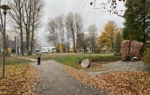 Gdynia: mieszkańcy pytali o park Rady Europy