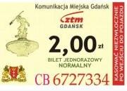 Od poniedziałku nowe bilety w Gdańsku za 1 zł i 2 zł