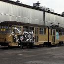 Skąd się wzięły tramwaje w zajezdni autobusowej?
