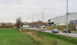 Parking przesiadkowy na granicy Gdyni i Kosakowa