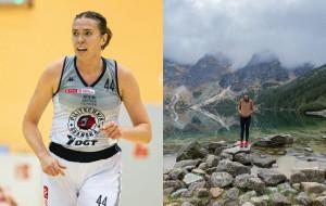 Ruth Hamblin, koszykarka Politechniki Gdańskiej kręci vlogi z całego świata