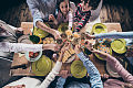 Jak pandemia wpłynęła na rodzinne obiady?