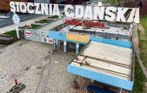 """Historia napisu """"Stocznia Gdańska"""" na Bramie nr 2"""