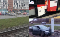 Wypadki i kolizje w Trójmieście w...