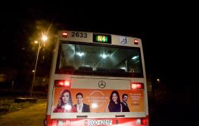 Kierowca autobusu zatrzymał pijanego kierowcę