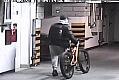 Kradł rower, nagrała go kamera