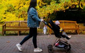 W dużych miastach rodzi się coraz więcej dzieci. Gdańsk liderem