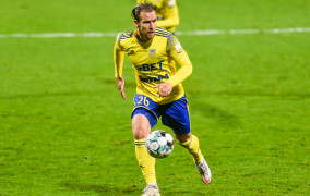 Adam Danch jako jeden z najbardziej uniwersalnych piłkarzy Arki Gdynia