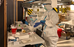 Ministerstwo Zdrowia pokazało dane o zakażeniach