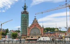 Witraże wrócą na dworzec Gdańsk Główny