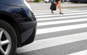 Mała rewolucja w prawie drogowym. Większa ochrona pieszego