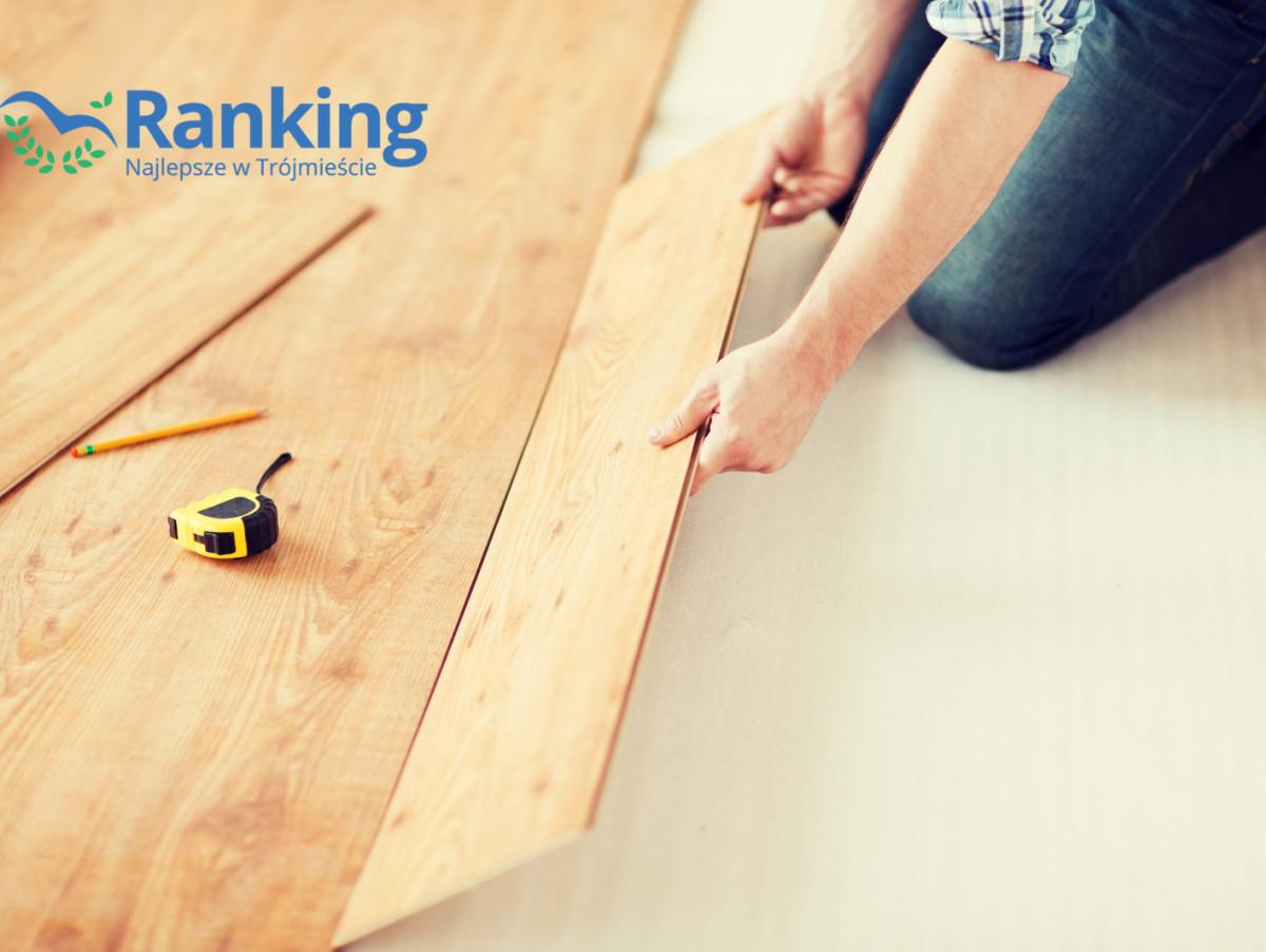 Ranking - najlepsi w kategorii: podłogi, panele, posadzki w Trójmieście