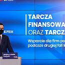 Premier Mateusz Morawiecki: wdrażamy tarczę 2.0. To 35 mld zł dla firm