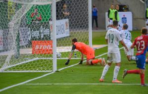 Lechia Gdańsk wśród drużyn najszybciej tracących gole w ekstraklasie