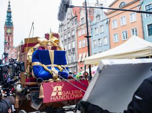 Gdańsk w świątecznej komedii. Miłość jest wszystkim w telewizji