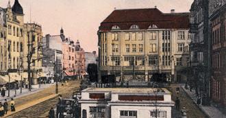 Dom Kupca - zapomniana świątynia handlu we Wrzeszczu