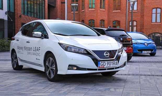 Gdański magistrat kupi dwa auta elektryczne za ok. 250 tys. zł