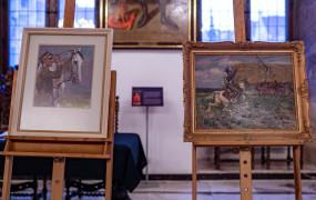 Dwa obrazy Kossaka wróciły do Gdańska
