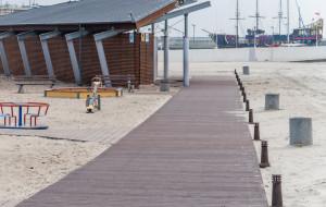 Gdynia: zmiany w otoczeniu bulwaru Nadmorskiego
