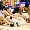 DGT Politechnika Gdańska - Basket Bydgoszcz 85:88. Zapachniało niespodzianką