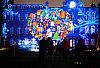 Świąteczne iluminacje w Stoczni Cesarskiej