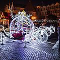 Świąteczne iluminacje rozbłysły w Gdańsku