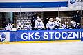 Stoczniowiec Gdańsk - Podhale Nowy Targ 1:13. Najwyższa porażka hokeistów