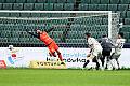 Legia Warszawa - Lechia Gdańsk 2:0. Taktyka na remis nie wystarczyła