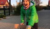 Zakochany w morzu 9-latek ze Śląska dostał prezent od podchorążych z Gdyni