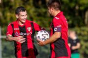 Jaguar Gdańsk - Bałtyk Gdynia 3:3. Roman Zalow zemścił się dwoma golami
