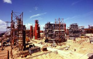 Pierwsza ropa z gdańskiej rafinerii popłynęła 45 lat temu