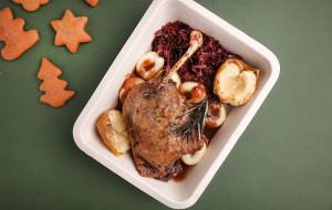 Jedzenie do domu: testujemy świąteczne cateringi