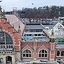 Dworzec PKP Gdańsk Główny odzyskuje przedwojenny dach