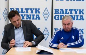Bałtyk Gdynia. Trener Jerzy Jastrzębowski - nowa umowa do końca 2021 roku