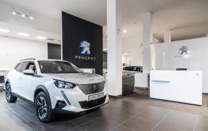 Nowy salon Peugeot w Gdańsku
