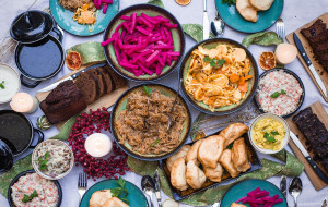 Catering świąteczny: dania dla wegetarian i wegan