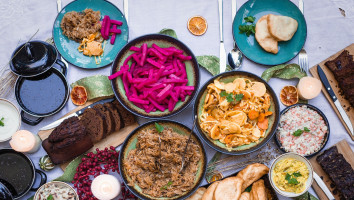 Vouchery do restauracji Szaman