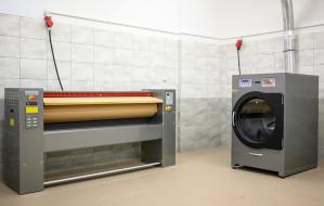 Pierwsza pralnia dla osób bezdomnych