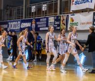 GTK Gdynia - Energa Toruń 52:55. Koszykarki roztrwoniły 18 pkt przewagi