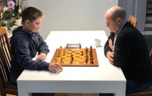Sport Talent. Jan Malek, szachista dzięki dziadkowi
