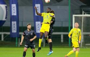 Bałtyk Gdynia. Omar Tall przyjechał za miłością, a może zagrać w III lidze