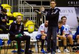 Trener Krzysztof Kisiel ocenia rundę piłkarzy ręcznych Torus Wybrzeże Gdańsk