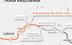 Trasa Kaszubska: od 577 do 915 mln zł za ostatni odcinek