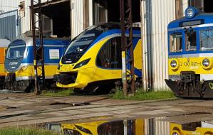 Urząd Marszałkowski: sami nie kupimy nowych pociągów