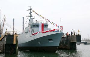 Mewa i Przemko. Podwójne wodowanie w Remontowa Shipbuilding