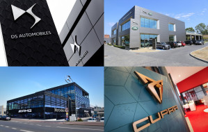Nowe salony samochodowe otwarte w 2020 roku