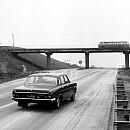 Trójmiasto roku 2020: autostrady i kilka linii SKM. Wizja aglomeracji sprzed pół wieku