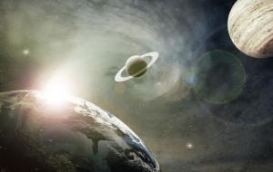 Dziś wielka koniunkcja Saturna i Jowisza
