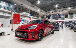 Toyota Walder podsumowała rok 2020